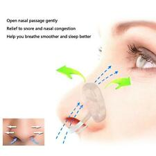 Invisible design 3Pcs Snoring Nasal Dilators Connector firmly and securely