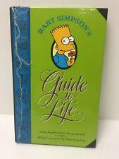 Matt Groening Bart Simpson's Guide to Life (Hardcover, 1993)