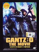 *NEW* GANTZ 0 THE MOVIE *ENGLISH SUBTITLES*ANIME DVD LOT*US SELLER*
