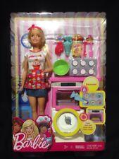 barbie Baker Play Set You Can Be Anything . NIP. 2017. Mattel