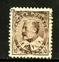 Canada Stamps # 93 JUMBO USED