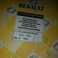 Renault Mirror driver side R-5 7700668486