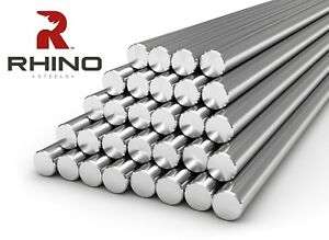 Stainless Steel Round Bar 303 1.4305 - 3mm to 25mm  Milling/Welding/Metalworking