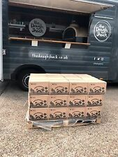 Logs For Commercial Pizza Ovens, Pizza Food Trucks, Pizzeria's-HACCP Approved