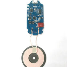QI Fast Wireless Charger Transmitter Module PCBA Circuit Board & Coil US STOCK
