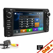 """6.2"""" Navi Car DVD GPS Stereo For Toyota ECHO Landcruiser PRADO RAV4 Camry HILUX"""