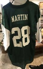 Curtis Martin #28 New York Jets Football Replica Jersey XL