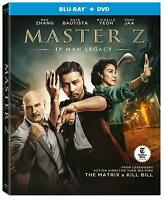 Master Z: Ip Man Legacy--BLU RAY