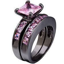 Glass Fashion Rings