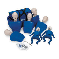NASCO TPAK700 CPR AED Training Manikins  5 Adult/Child + 2 Infants LF06700U