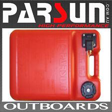 Genuine PARSUN OUTBOARD FUEL TANK ✱ 25 Litre + GAUGE ✱Boat Petrol Yamaha Mercury