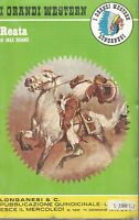 (Max Brand) Reata 1978 Longanesi i grandi western 188