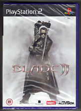 PS2 Blade 2 (2002), UK Pal, Brand New & Sony Factory Sealed