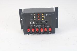 Niles Audio SAS-1 Combo Altoparlante Level a-V Linea a-B Commutazione Sistema