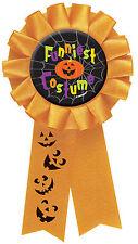 Disfraz De Halloween Fiesta Más Divertida Funny Premio Roseta Medalla Premio Libre P&P