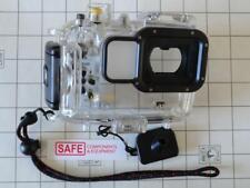 Canon Waterproof Camera Case WP-DC45 PowerShot D20 130ft / 40M Marine MM-554