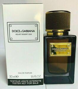 VELVET DESERT OUD by Dolce & Gabbana D&G 50 ML, 1.6 fl.oz,EDP, As Picturised (T)