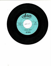 The Busters INSTRUMENTAL ROCK 45 (ARLEN 735) Bust Out/Astronauts VG