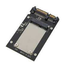 New 50Mm Small Board Msata Ssd To 2.5 Inch Sata Drive Converter Adapter Msat 4V1