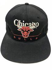 f6fb8c2397403 Chicago Bulls Vintage Snapback Hat Twins Boston