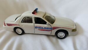 Road Champs Greenacres Police Department Diecast Vehicle 1:43 Scale 1999