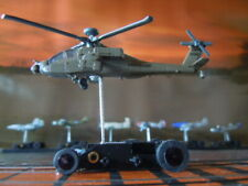 Apache AH-64D Helicopter Slot Car ~ Prototype ~ HO Air Force ~ Adult Toy