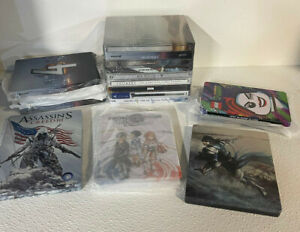 PS4, XBOX ONE One Steelbook steel book lot collection (no games) lot #5