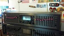 BSR EQ-3000 eq 3000 graphic EQUALIZER SPECTRUM ANALYZER stereo vintage