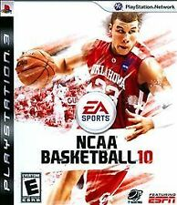 PlayStation 3 : NCAA Basketball 10 VideoGames