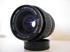 SIGMA Standard-Zoom 1:2.8-4 f=35-70mm Multi-Coated für Contax/Yashica