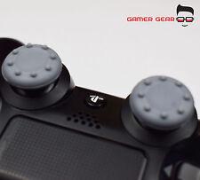 2 x palo pulgar de goma cubierta de agarre para PS3 PS4 XBOX One control analógico-Gris