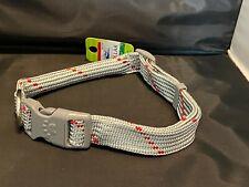KONG gray soft Rope collar