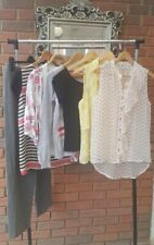 Ladies Clothing Bundle Size 12 Planet F&F Pineapple Influence