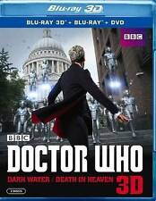 Doctor Who: Dark Water/Death in Heaven [Blu-ray 3D + Blu-ray ]