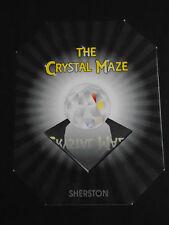! nuevo! laberinto de cristal para PC Arquímedes y RISC