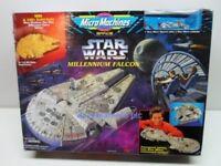 *NIB- STAR WARS MILLENNIUM FALCON GALOOB MICRO MACHINES SEALED 1995 PLAYSET