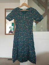 Seasalt Green Tea Dress Size 8