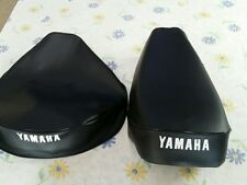 YAMAHA(n8)  MX80 1980 GT80 DT80 MODEL REPLACEMENT SEAT COVER  SMOOTH TOP  (Y73)