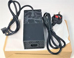 New Genuine Official Original Xbox One Power Supply AC Adapter 200-240V UK