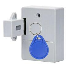 Invisible Smart Induction Drawer Lock Digital IC Card Sensor Hidden Homekit
