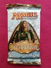 Magic The Gathering SCARS OF MIRRODIN New Sealed Booster Pack MTG