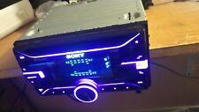 Sony WX-920BT- 2-DIN CD Receiver w/ Bluetooth- 55W X 4-