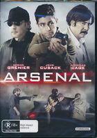 Southern Fury DVD NEW Region 4 Nicolas Cage John Cusack
