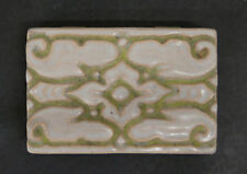 Batchelder Vintage Glazed Tile - Pink California