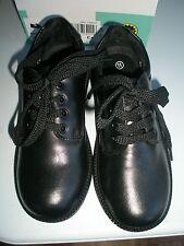 New Kids Clarks Reward Black Lace Up School Shoes Boys 11E