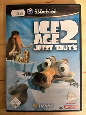 GameCube juego Ice Age 2 ahora reutiliza's