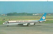 AVIATION ZAIRE AERO SERVICE BOEING 707-458  AIRPLANE (MP268*)
