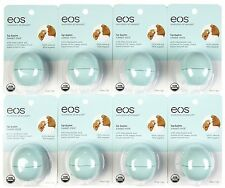 8 Pack EOS Smooth Sphere Evolution Lip Balm Sweet Mint Flavor .25oz