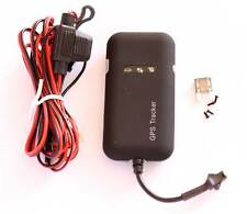 Vehicle gps Tracker gt02a GSM GPS tracker Car Security Burglar Alarm system