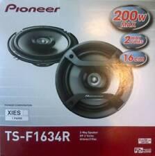 "Pioneer TS-F1634R 6-1/2"" 2-WAY 200 W CAR AUDIO SPEAKERS"